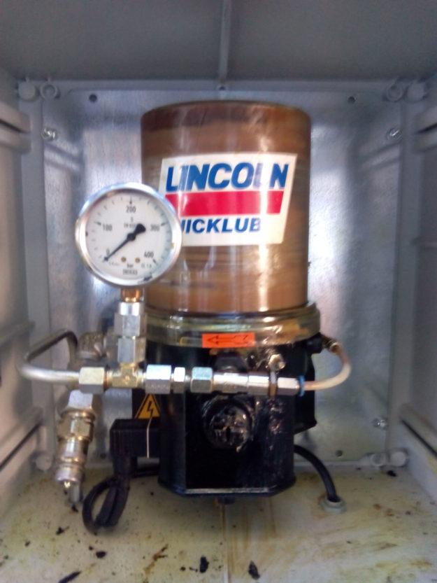 Linconl Lubricacion industrial